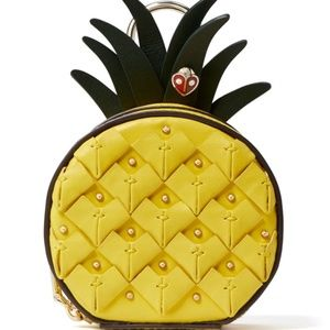 Picnic Pineapple Coin Purse 🔥🔥RESERVED🔥🔥